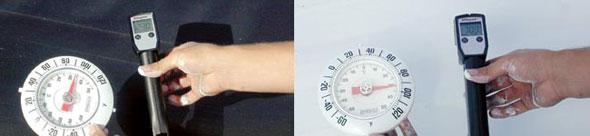 example of waterproofing gauges
