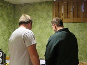 wet basement consultation