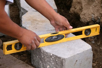 Retaining wall building services