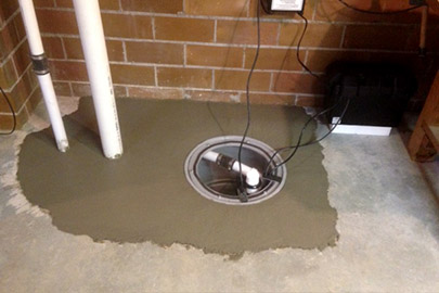 Basement Waterproofing Peoria Il Kelley Construction