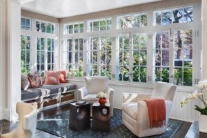 Sunroom addition and construction services