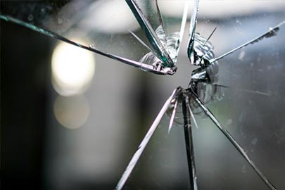 Window and screen hail damage repair.