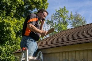Making repairs during fire damage restoration in Peoria IL